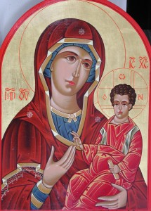 """Св. Богородица с Младенеца"""