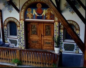 Фасадна декорация - Чекотински м-р.